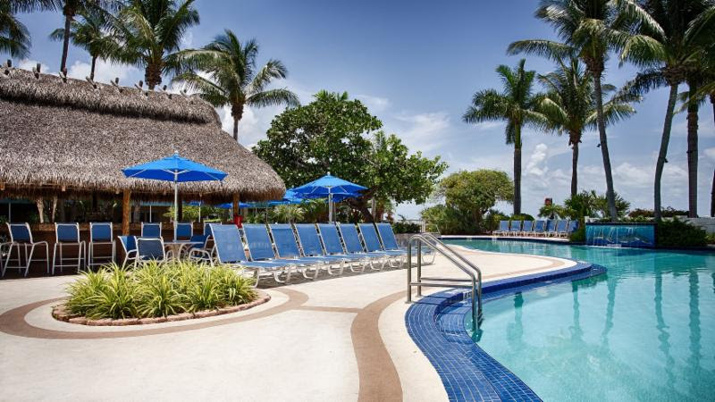 Best Western Key Ambassador Resort Inn.