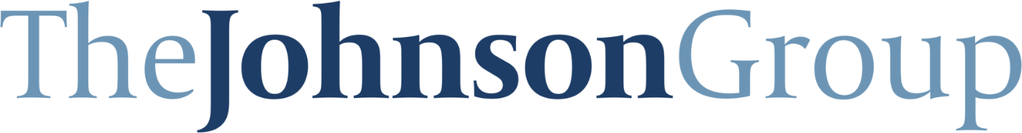 Logo for The Johnson Group