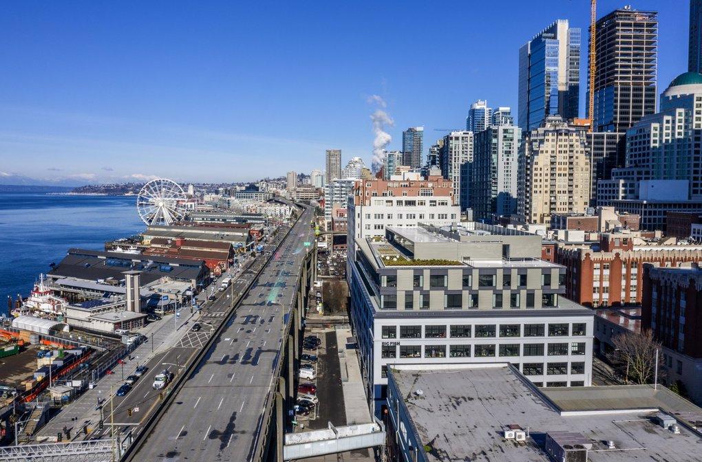 Seattle Viaduct area